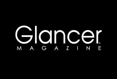 Glancer Magazine logo