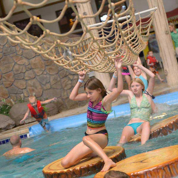 indoor water park Activity Pool
