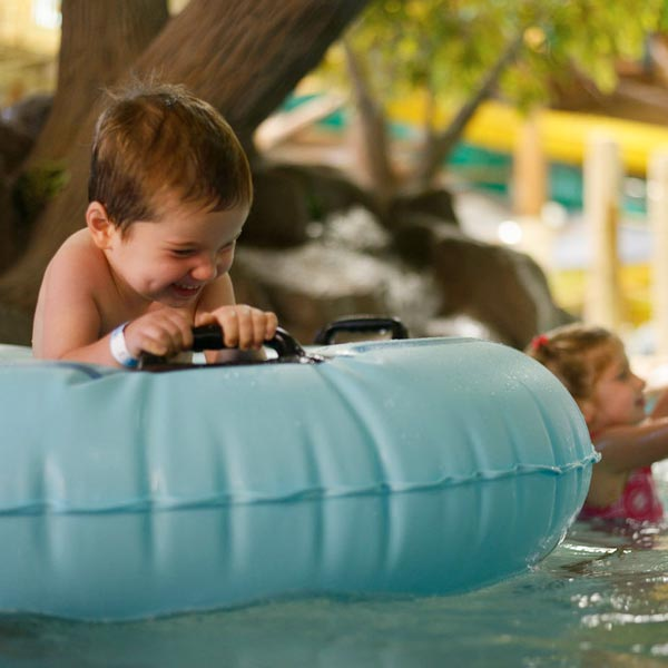 Canyon River - Lazy River water park