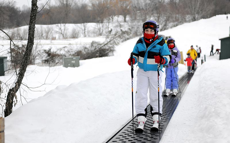 Mountain Mites - Children's Ski Program