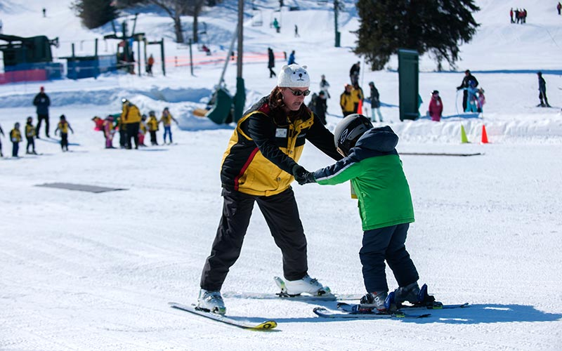 Snow Cubs - Children's Ski Program