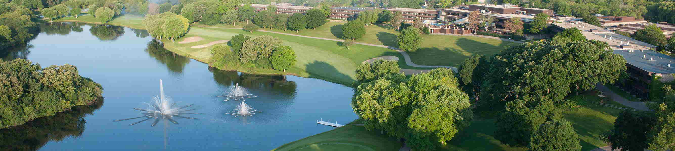 Golf in Lake Geneva