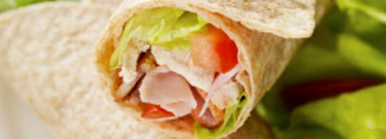 Wraps and Salads